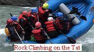 Rock Climbing on the Tat