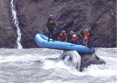 Scotty's rescue
