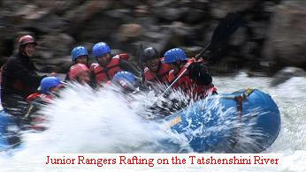 Rafting Rangers